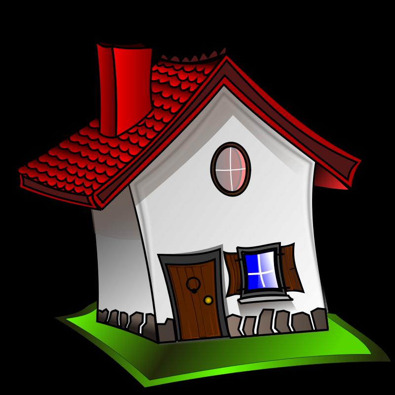 Cartoon House Clip Art - Cliparts.co