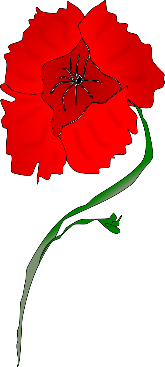 Poppy Flower Clip Art - Cliparts.co