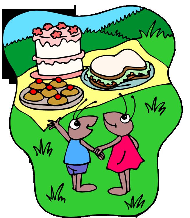 family picnic clipart - photo #46