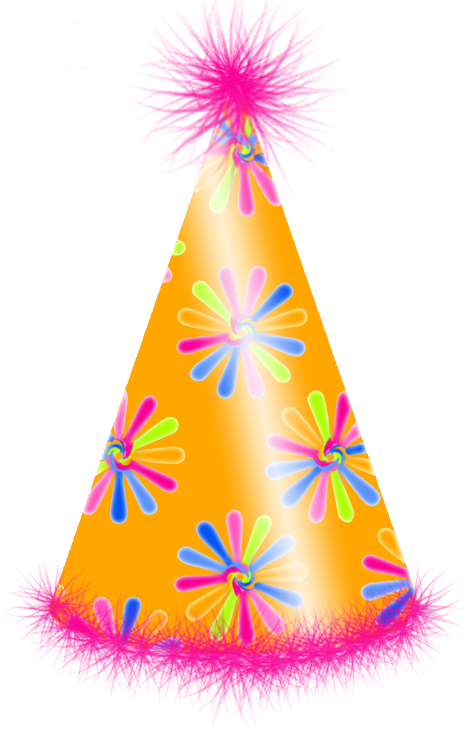 Birthday Hat Transparent Png Images & Pictures - Becuo