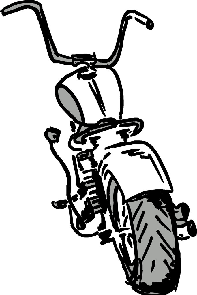 Motorcycle Vector Art - Cliparts.co