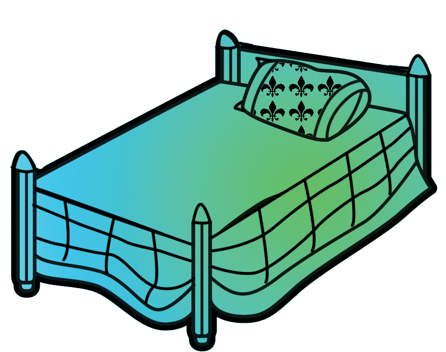 Bed Clipart | Free Cliparts