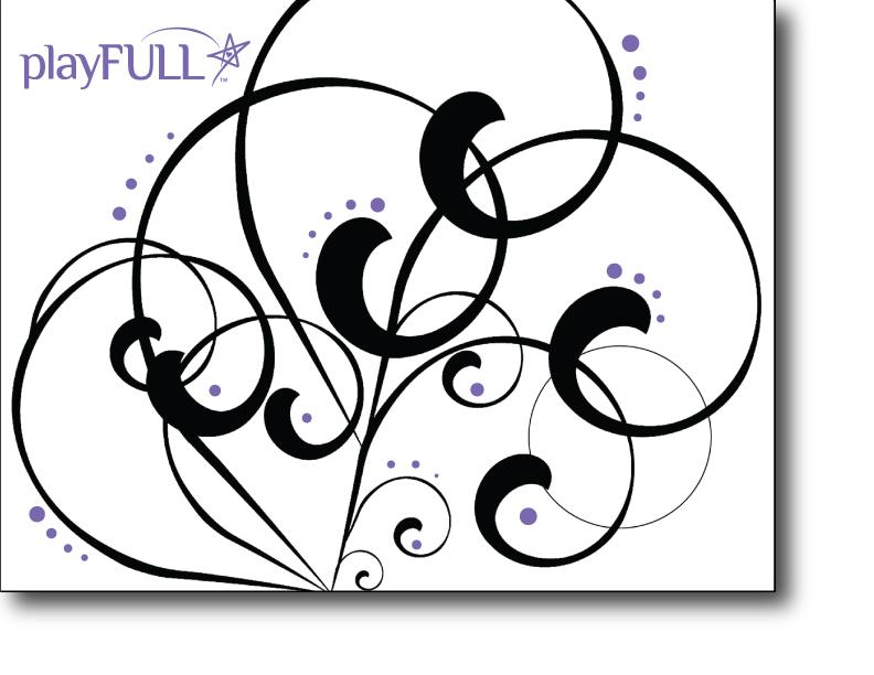 Cosmic Spiritual Elegant Swirl Designs Clip Art 2100 X 1623 304 Kb ...