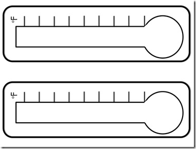 Blank Thermometer Clip Art - Cliparts.co