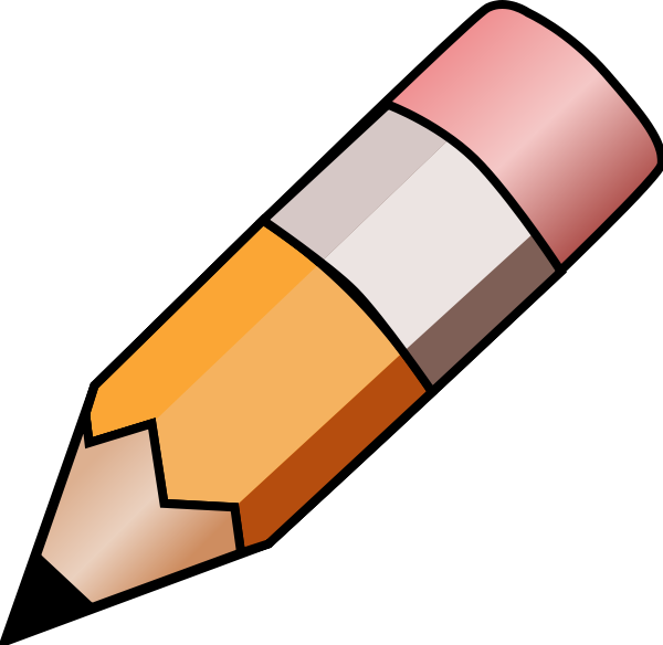 Teacher Pencil Clipart | Clipart Panda - Free Clipart Images