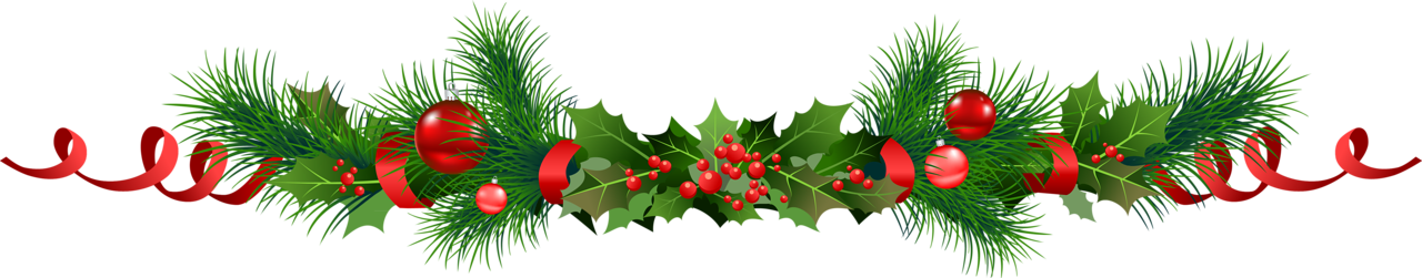 Christmas Garland Clip Art Cliparts Co