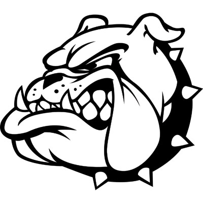 New logo and identity for the ritz carlton additionally Football Rugby Coloring Pages also Gonzaga Bulldog Clipart furthermore Bulldog Stencil together with Free Clipart 15074. on georgia football