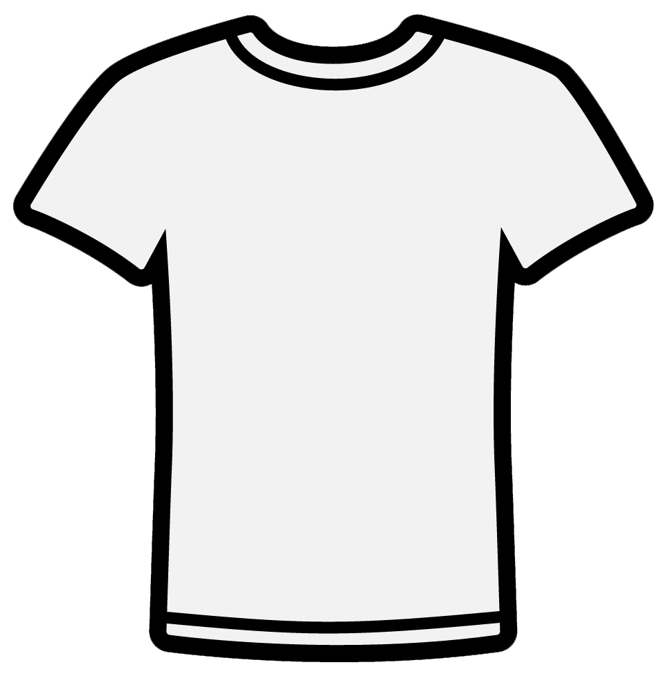white t shirt clip art cliparts co Hat Vector Vector Jeans