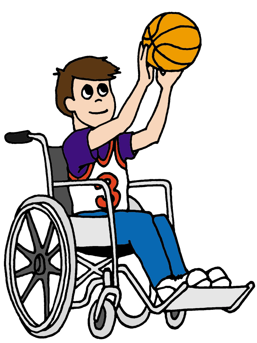 Boy Playing Basketball - Cliparts.co