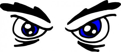 Spooky Eyes Clip Art - Cliparts.co