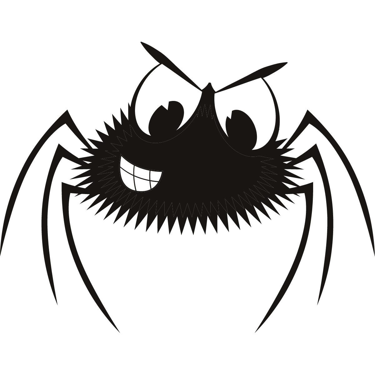 spider cartoon pictures cliparts co free spider clip art to color free spider clip art to color