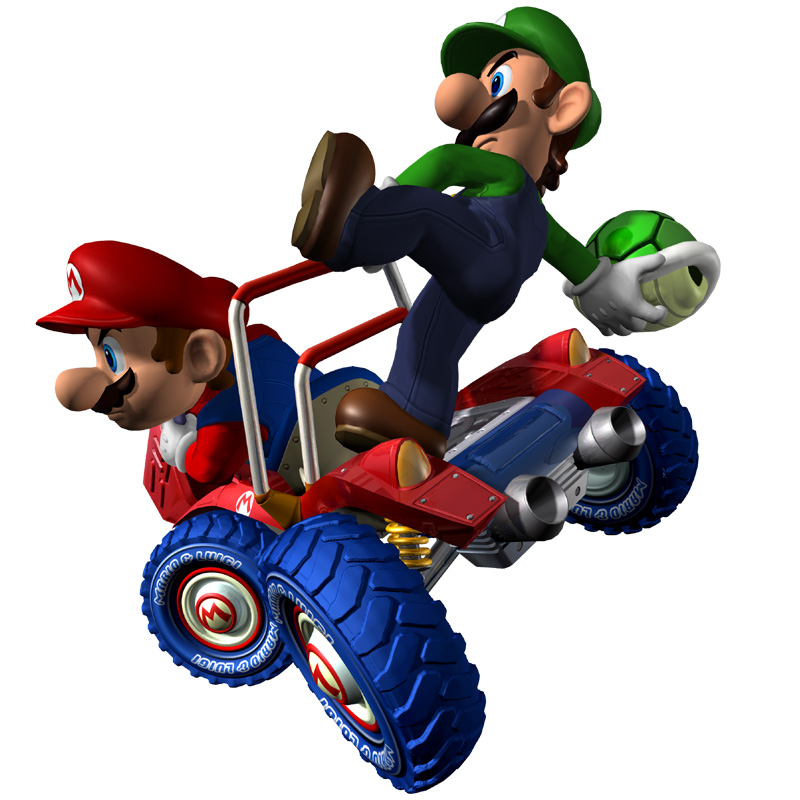 mario kart double dash cheats