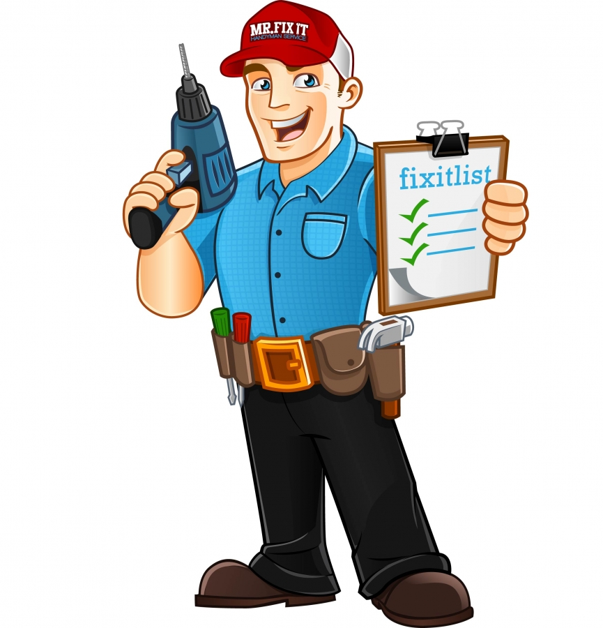 The Original Mr Fix It About Us Page - Gig Harbor HandymanThe ...