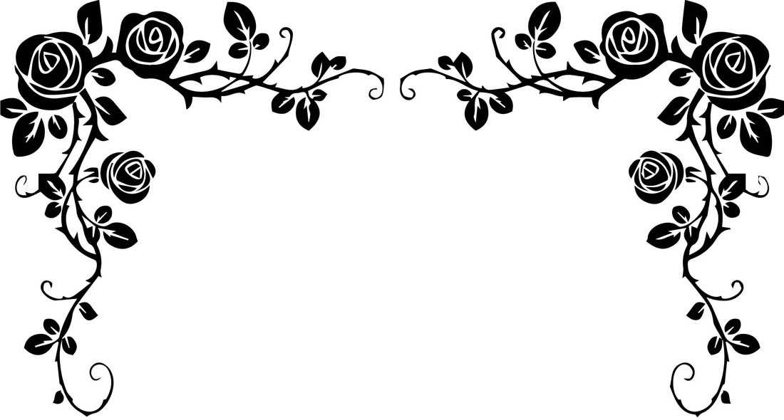 Free Damask Border - Cliparts.co