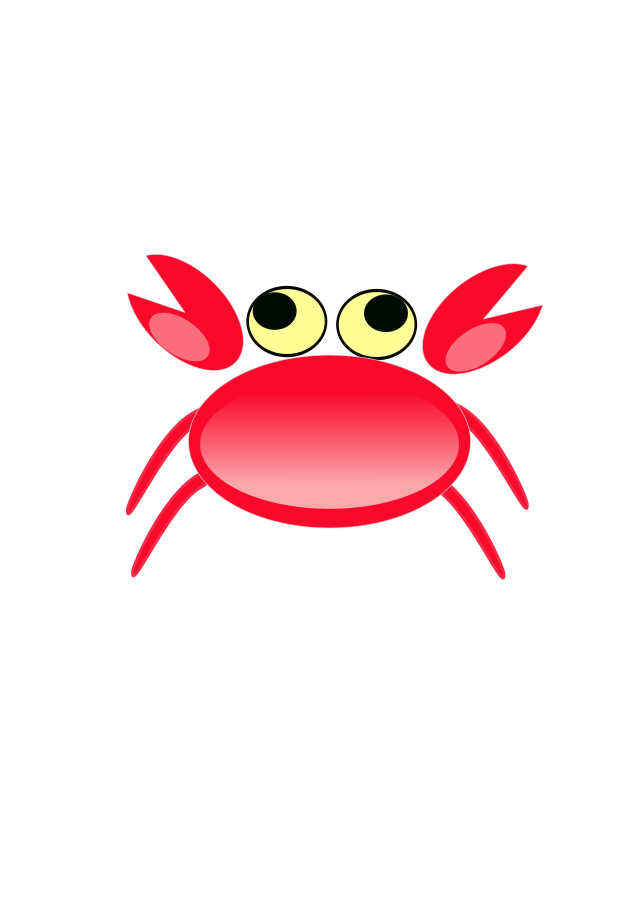 king crab clipart - photo #23