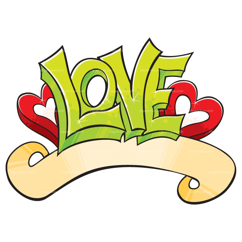 Love You Clipart Free
