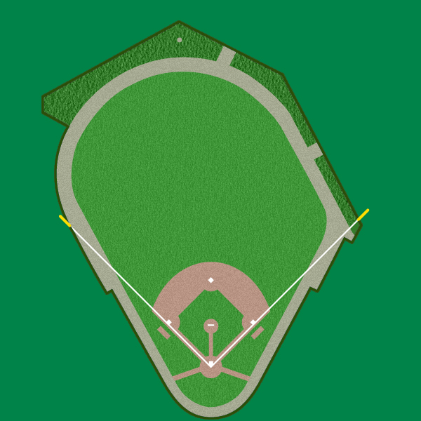 Baseball Field Diagram With Positions Cliparts