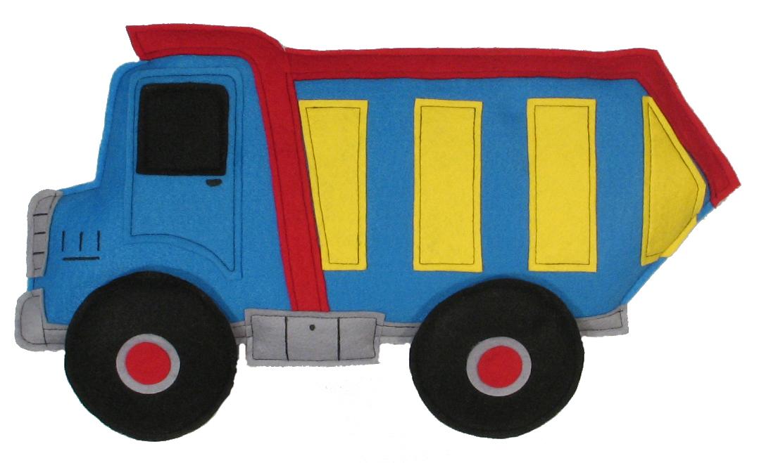 free clip art cartoon trucks - photo #19