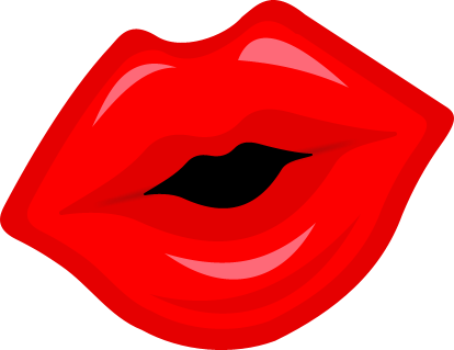 big lips clipart free mean dog clipart Dog Mean Grinclipart