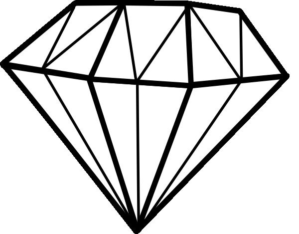 Diamond clipart   600