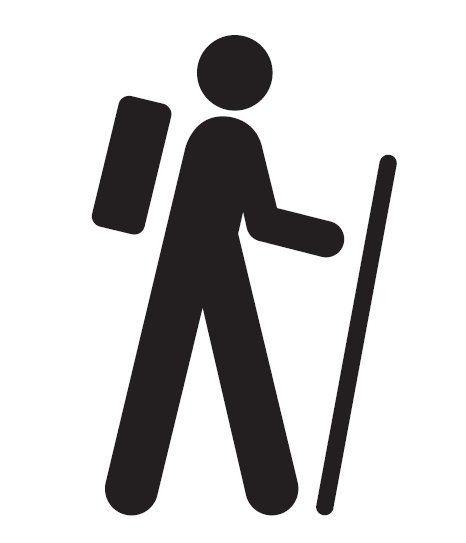 Walking Man Icon Images & Pictures - Becuo