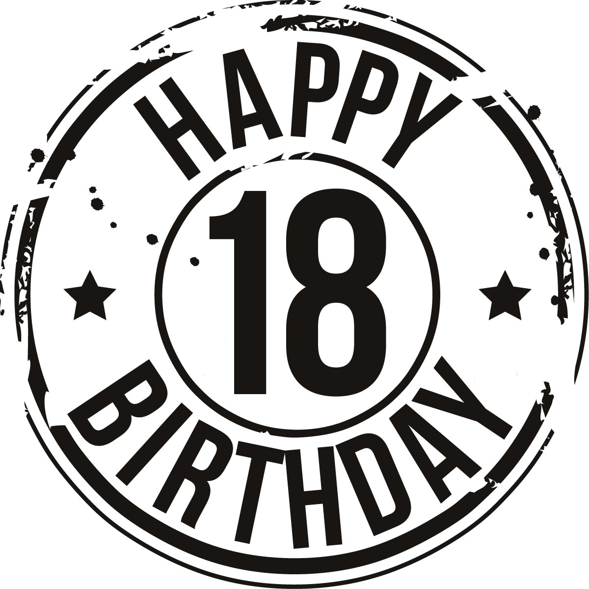 Repin image happy 18th birthday quotes on pinterest