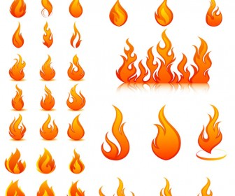 Fire | Vector Graphics Blog