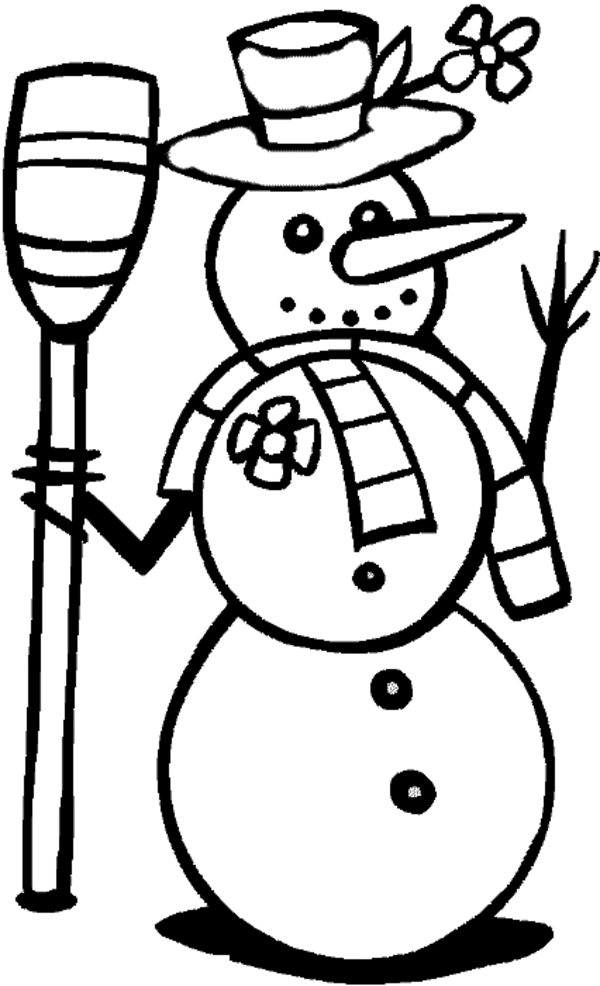 🎨 Winter Coloring Pages - Kizi Coloring Pages | 986x600