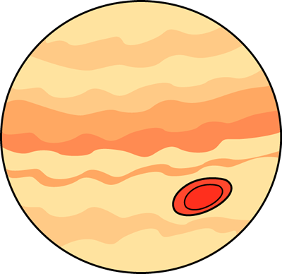 jupiter clip art planet png - photo #6