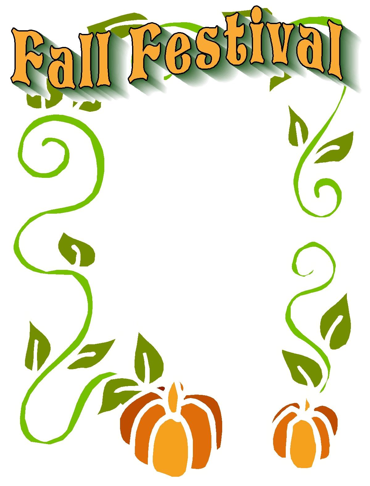 Fall Border Clip Art Free - Cliparts.co