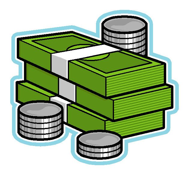 Stack Of Money Clipart | Clipart Panda - Free Clipart Images