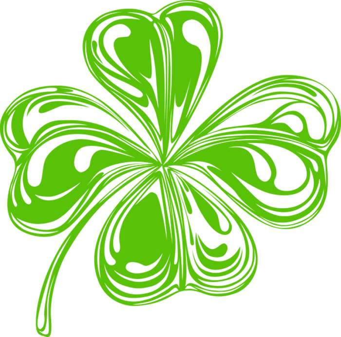 clipart letters cliparts co free shamrock clip art borders for labels free shamrock clip art downloads