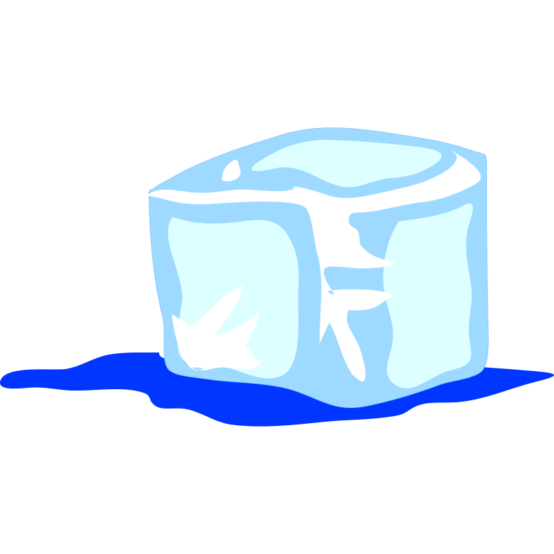 ice cube clip art - photo #19