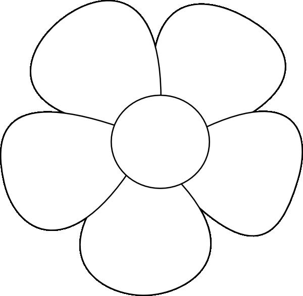 Traceable Flower Templates - Costumepartyrun