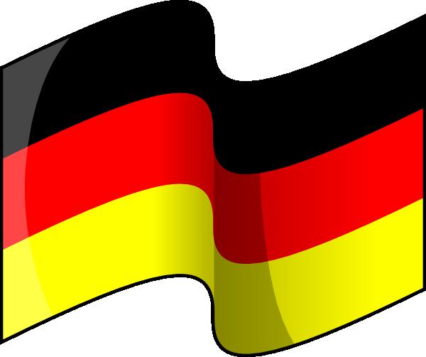 German Flag Clipart - Cliparts.co