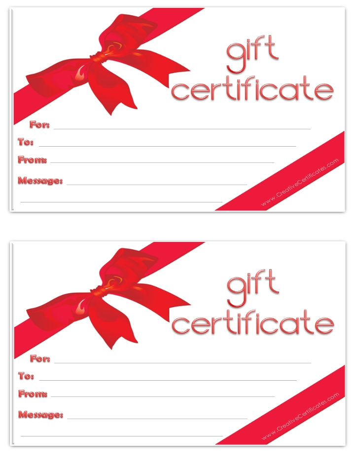 Tattoo Gift Certificate Template - Cliparts.co