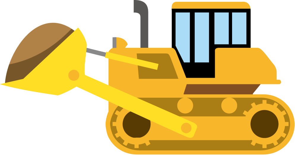 Pics Photos - Construction Equipment Clip Art Bulldozer Pictures