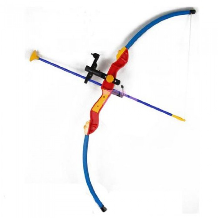 Toy Archery Bow And Arrow Set For Kids - Cliparts.co