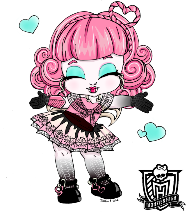 Monster High Cleo Coloring Pages. Monster High – Scrapbooking ...