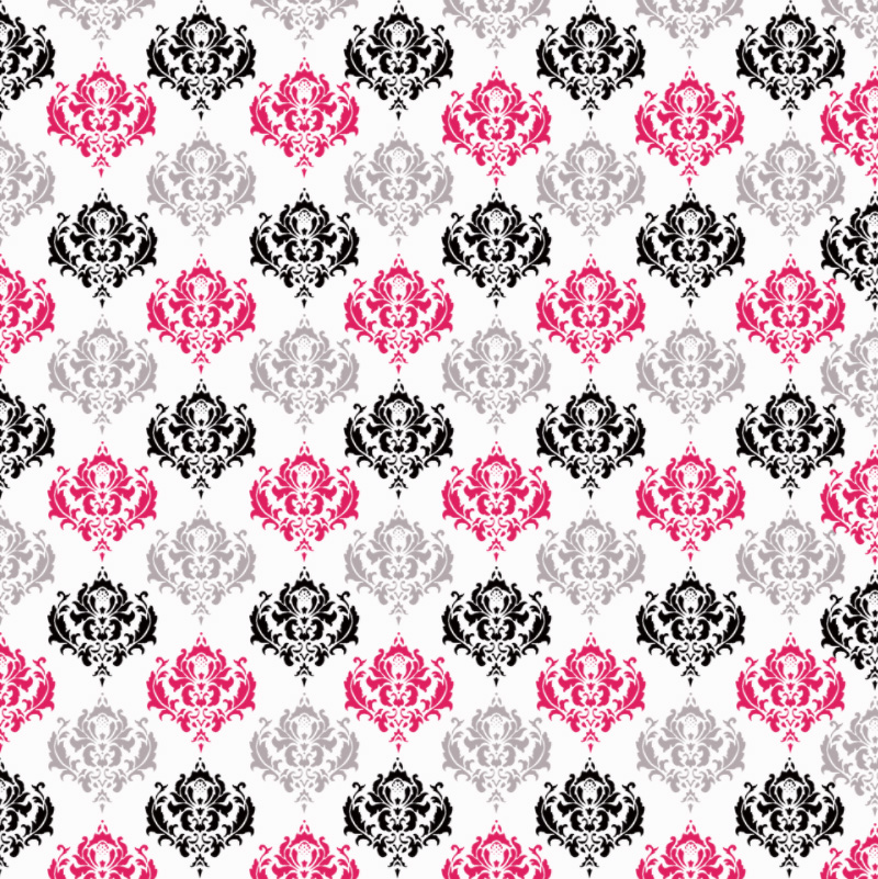 black damask background clipartsco