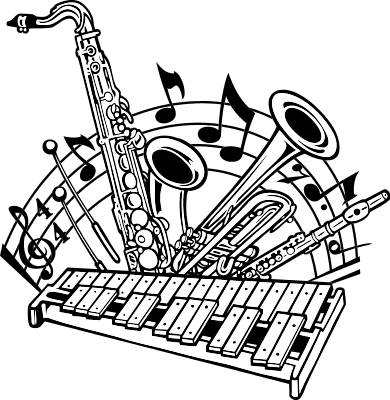 band concert clipart - photo #14