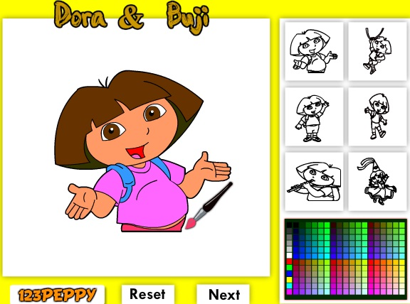 Dora Buji Wallpapers Clipartsco