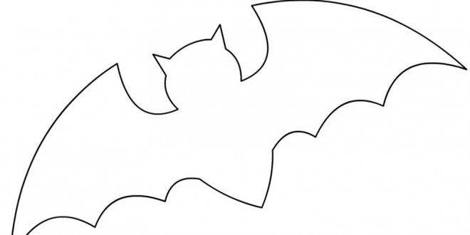 Eloquent image regarding bat pumpkin stencils printable