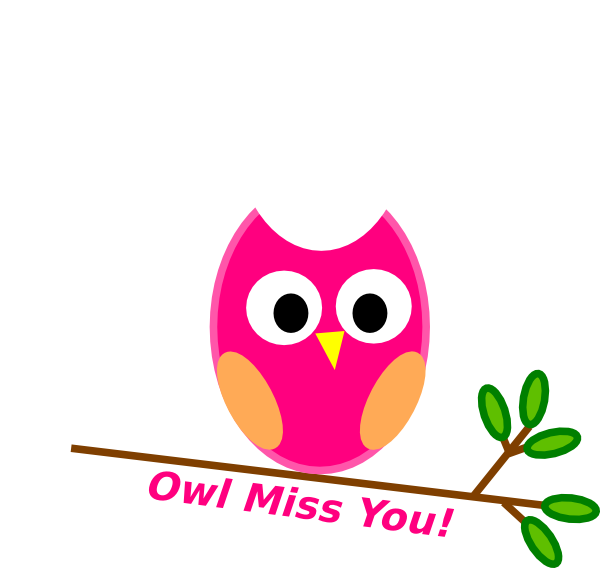 We Will Miss You Clip Art - Cliparts.co