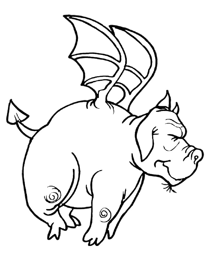 HD wallpapers flying unicorn coloring page