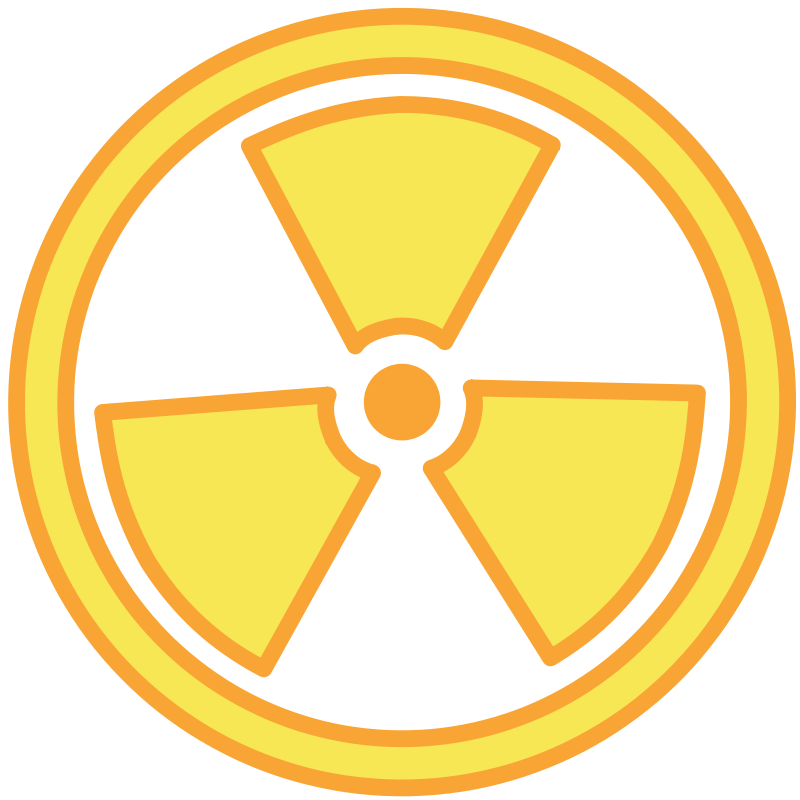 Radioactive Warning Clip Art Download