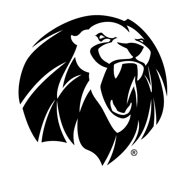 Black lion logo - photo#3