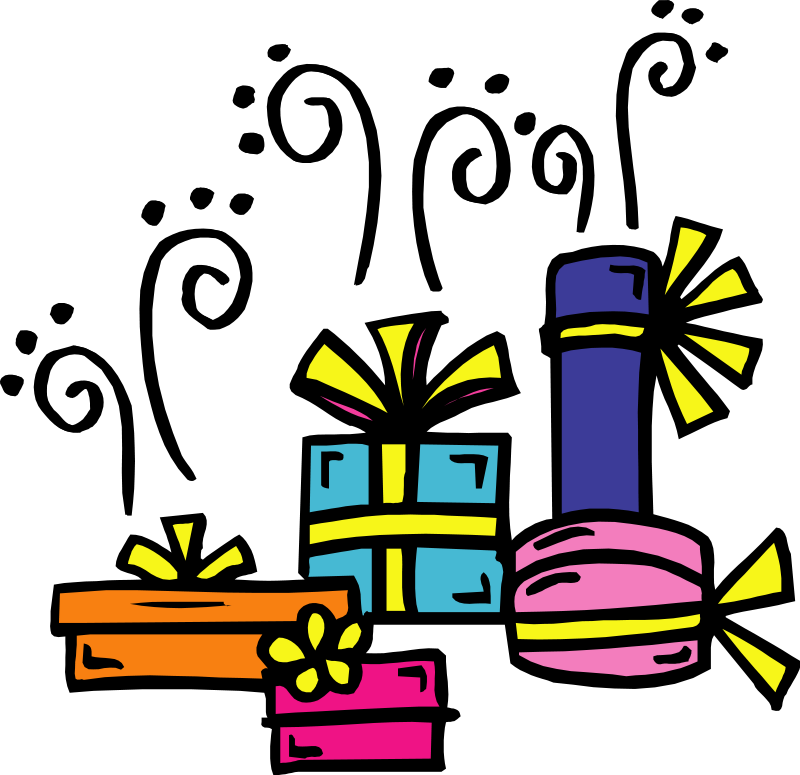 Birthday Present Clipart ClipArt Best | TheMins