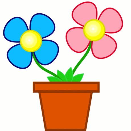 Clipart Spring Flowers | Clipart Panda - Free Clipart Images