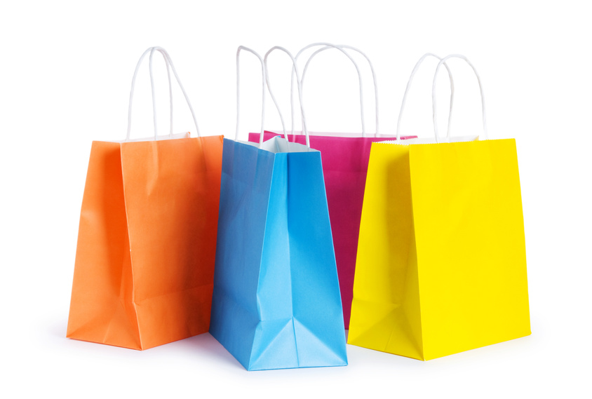 Shopping Bag Pictures - Cliparts.co